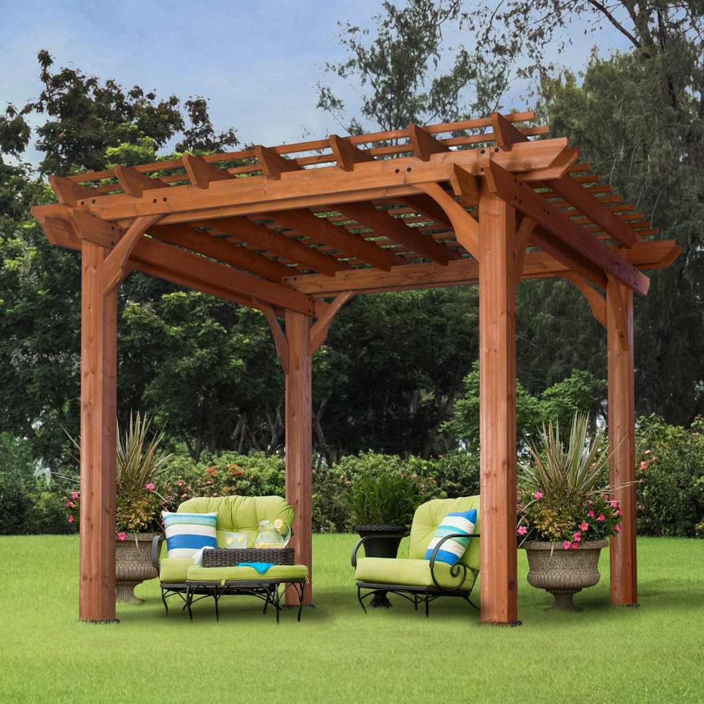 Have Your Pergola Assembled - Handy Pergola Assembly